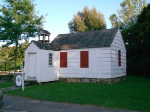 Middle Island Schoolhouse